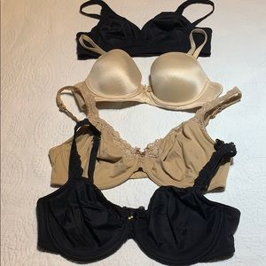 Bundle of Soma Bras. Multi sized of C cup.